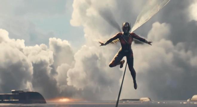 Suýt hóc vì 8 hạt sạn khó chịu trong Ant-Man and the Wasp - ảnh 8