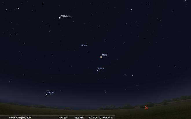 Chào sao Hỏa nào! Hành tinh Đỏ sắp ở gần Trái đất nhất trong vòng 15 năm qua và đây là cách để quan sát - ảnh 3