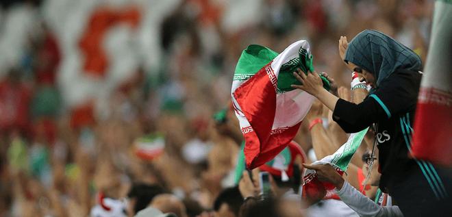 World Cup 2018 đã tạo ra một thay đổi rất lớn cho phụ nữ tại Iran mà ít người để ý - ảnh 2
