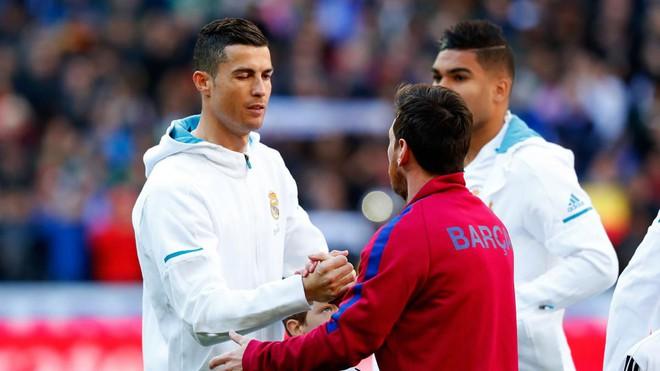 Ronaldo đi rồi, Messi ở với ai? - ảnh 2