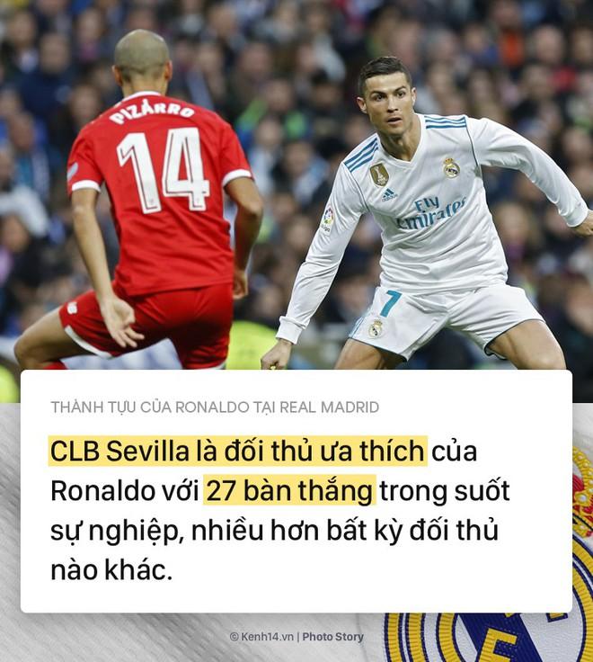 Nhìn lại những kỷ lục của Cristiano Ronaldo sau 9 năm khoác áo Real Madrid - Ảnh 5.