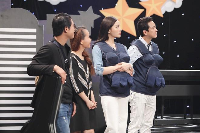 Khi đàn ông mang bầu: Trấn Thành - Hari Won chiến thắng khi sáng tác và hát ca khúc của riêng mình - Ảnh 3.