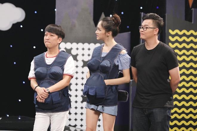 Khi đàn ông mang bầu: Trấn Thành - Hari Won chiến thắng khi sáng tác và hát ca khúc của riêng mình - Ảnh 2.