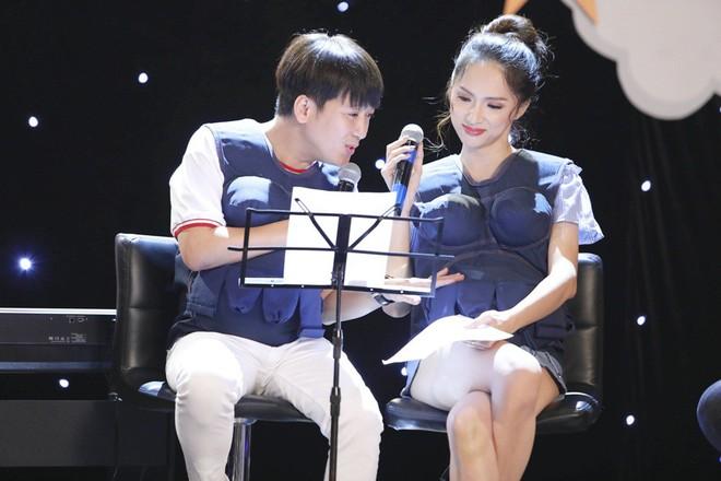 Khi đàn ông mang bầu: Trấn Thành - Hari Won chiến thắng khi sáng tác và hát ca khúc của riêng mình - Ảnh 7.