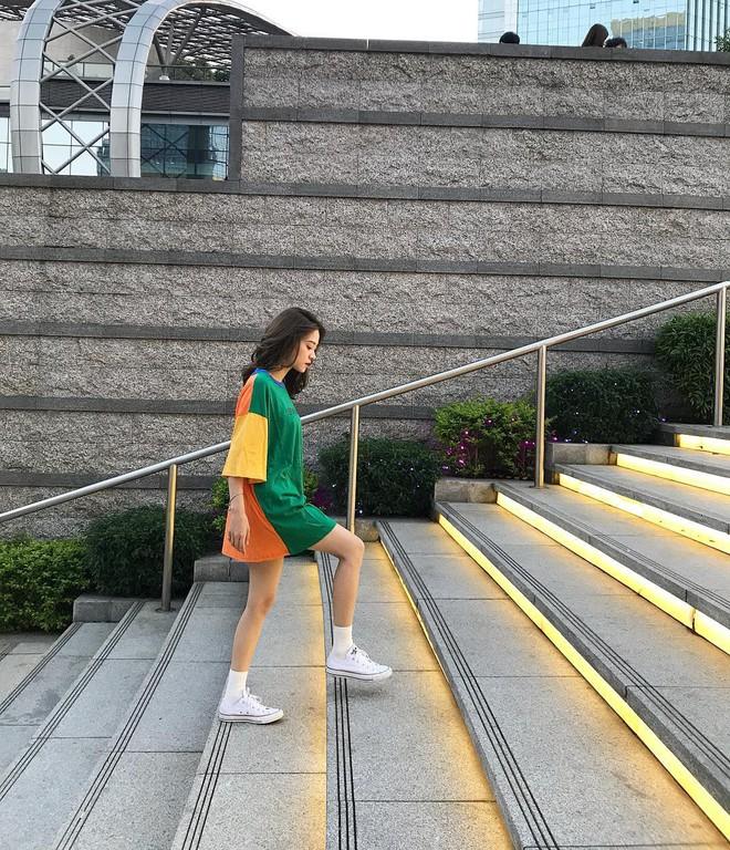 Muốn sành điệu như các hot girl Việt nổi tiếng mặc đẹp, đây là 5 công thức bạn nên diện ngay - ảnh 19