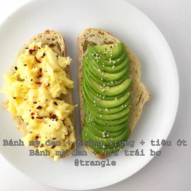 Muốn giảm mỡ tăng cơ lại tràn đầy năng lượng, hãy tham khảo một số thực đơn ăn sáng này - ảnh 3