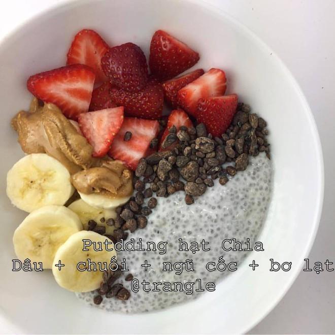 Muốn giảm mỡ tăng cơ lại tràn đầy năng lượng, hãy tham khảo một số thực đơn ăn sáng này - ảnh 6