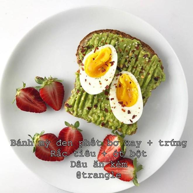 Muốn giảm mỡ tăng cơ lại tràn đầy năng lượng, hãy tham khảo một số thực đơn ăn sáng này - ảnh 10