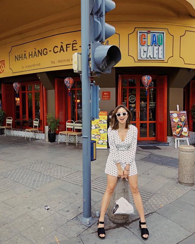 Muốn sành điệu như các hot girl Việt nổi tiếng mặc đẹp, đây là 5 công thức bạn nên diện ngay - ảnh 14