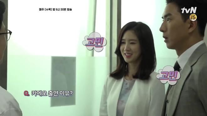 Thư Ký Kim: Đóng cảnh ôm thôi mà Park - Park đã thấy nóng trong người, tình ý gì đây? - ảnh 9