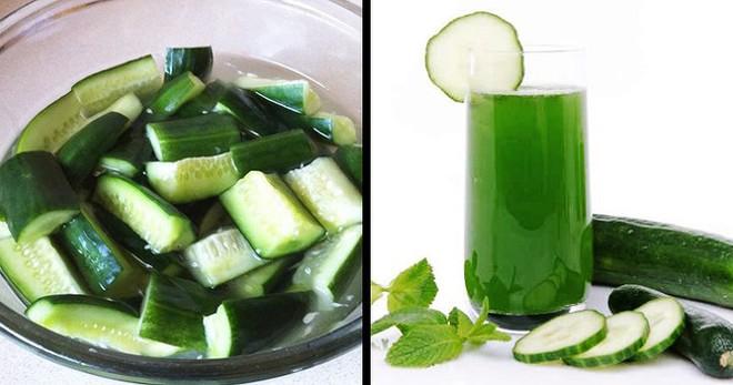 Các loại thực phẩm và đồ uống giúp cơ thể thoát khỏi bị giữ nước - ảnh 1