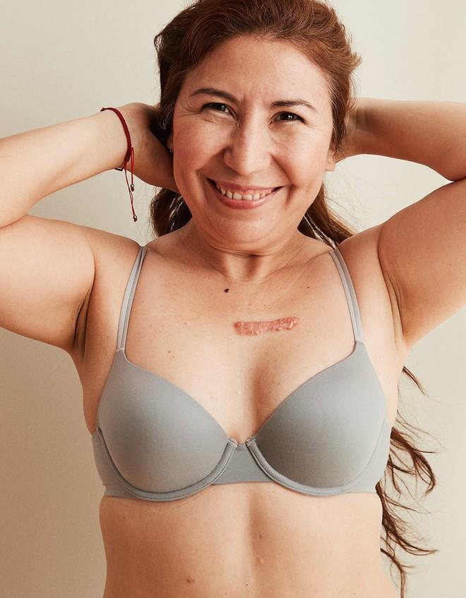 Mời phụ nữ khuyết tật và mắc bệnh mãn tính làm mẫu, hành động đẹp của hãng thời trang này sẽ khiến bạn cảm động - ảnh 15