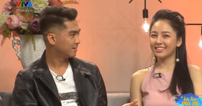 PewPew từ Sài Gòn ra Hà Nội tỏ tình với Trâm Anh lần nữa trên sóng truyền hình trực tiếp và cái kết - ảnh 1