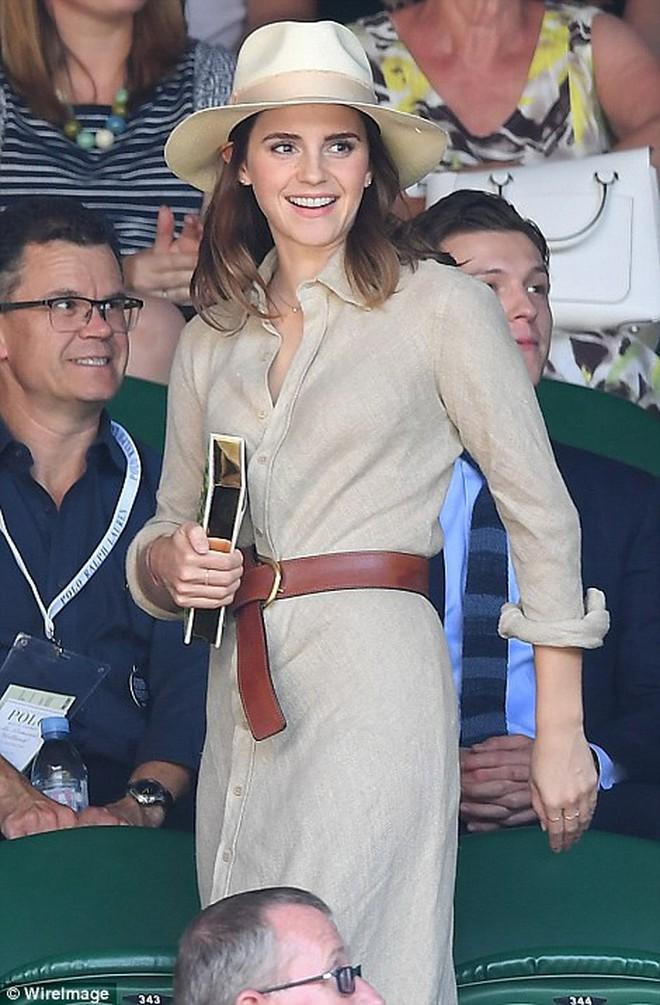 Emma Watson xuất hiện cực xinh đẹp, cười đùa thân thiết bên tài tử điển trai - ảnh 9