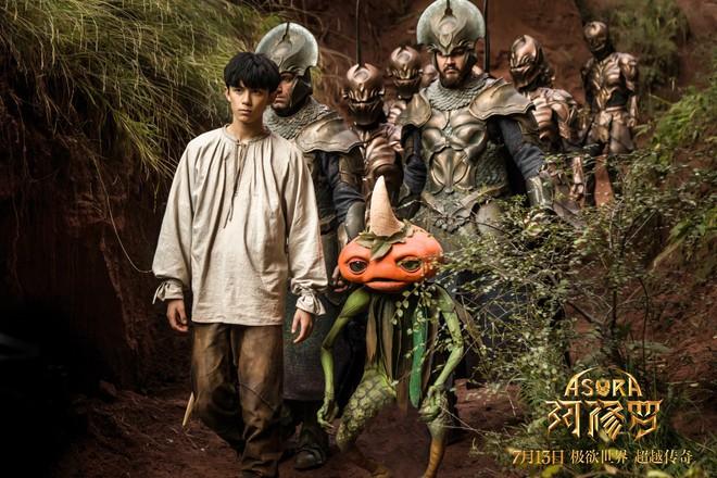 Asura - Bom tấn đầu tư kinh phí 2 nghìn tỉ của Ngô Lỗi ê chề rút khỏi rạp chiếu vì quá thảm hại - ảnh 6