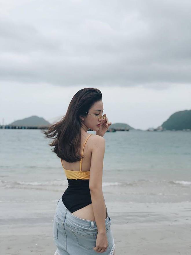Bị chê mặc đồ bơi với quần tụt là phản cảm, Thiên Nga The Face đáp: Không thích thì nhích cho nước nó trong! - ảnh 3
