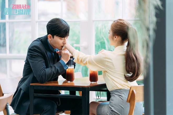 6 lần Phó Chủ tịch Park Seo Joon đốt mắt bà con bằng body đẹp phát ngợp - ảnh 21