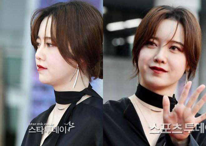 Những khoảnh khắc gây sốc đi vào lịch sử thảm đỏ Kbiz: Sao vô danh chiêu trò hở bạo, Goo Hye Sun bỗng lọt top - Ảnh 21.