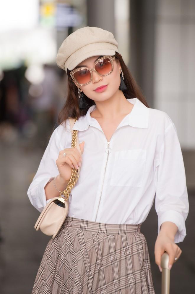 Dàn người đẹp Việt đã tề tựu đông đủ để tham dự Chung khảo phía Bắc Hoa hậu Việt Nam 2018 - ảnh 5