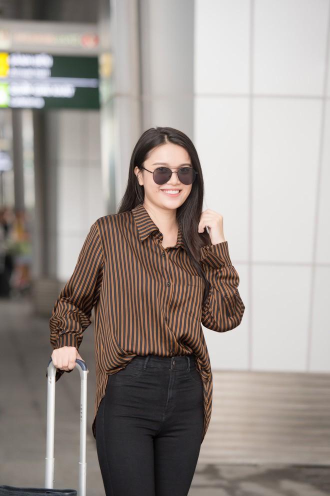 Dàn người đẹp Việt đã tề tựu đông đủ để tham dự Chung khảo phía Bắc Hoa hậu Việt Nam 2018 - ảnh 4