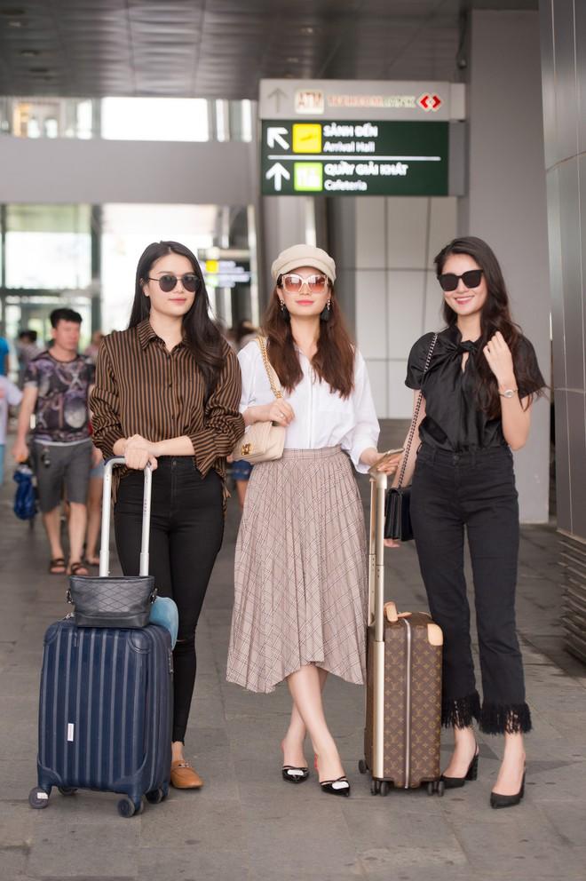 Dàn người đẹp Việt đã tề tựu đông đủ để tham dự Chung khảo phía Bắc Hoa hậu Việt Nam 2018 - ảnh 2