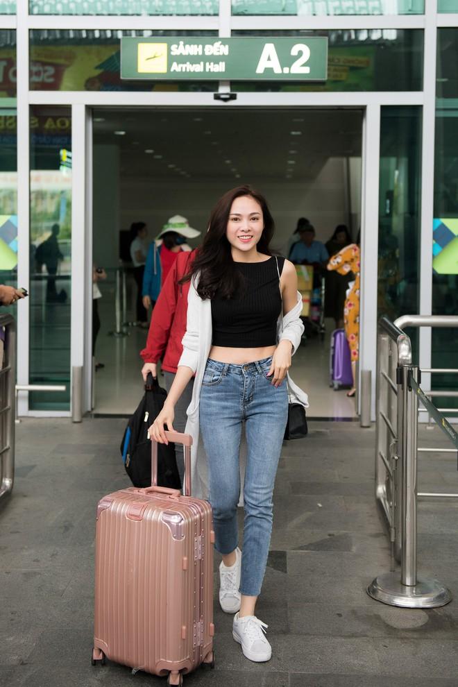 Dàn người đẹp Việt đã tề tựu đông đủ để tham dự Chung khảo phía Bắc Hoa hậu Việt Nam 2018 - ảnh 7