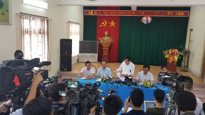 Sai phạm thi THPT Quốc gia tại Sơn La: Có 12 bài thi Ngữ Văn bị giảm điểm, bài thi trắc nghiệm có dấu hiệu tẩy xoá - ảnh 1