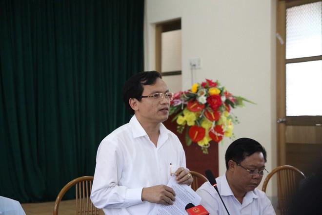 Sai phạm thi THPT Quốc gia tại Sơn La: Có 12 bài thi Ngữ Văn bị giảm điểm, bài thi trắc nghiệm có dấu hiệu tẩy xoá - ảnh 2