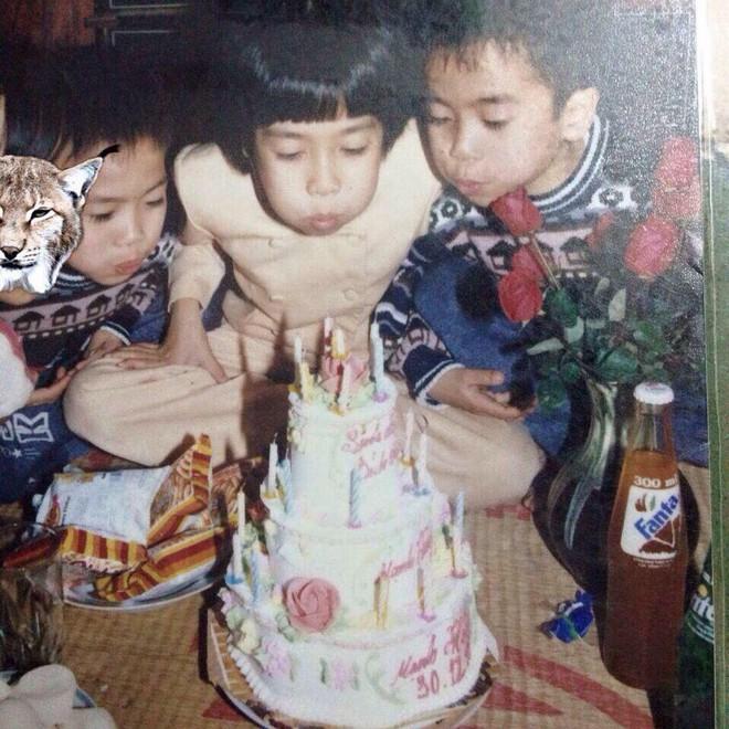 Ngày xưa sinh nhật mà đã có bánh gato 3 tầng thì bạn đích thị là richkid rồi! - Ảnh 5.