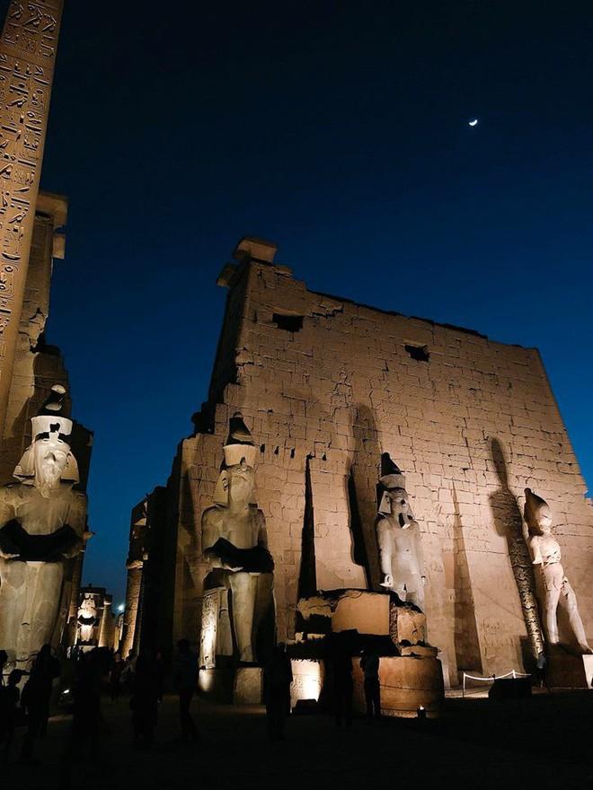 Bộ ảnh du lịch Ai Cập của cô bạn xinh đẹp: Xem xong sẽ thấy rất đáng để ước mơ ghé thăm một lần - Ảnh 11.
