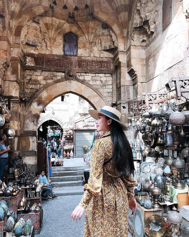Bộ ảnh du lịch Ai Cập của cô bạn xinh đẹp: Xem xong sẽ thấy rất đáng để ước mơ ghé thăm một lần - Ảnh 30.