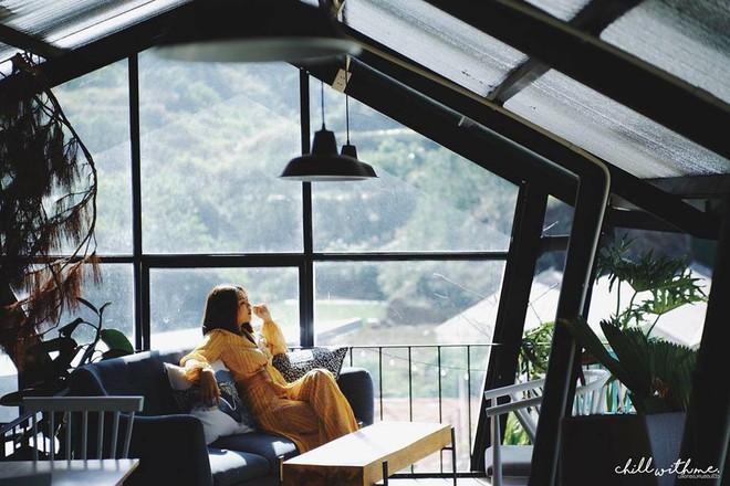 3 homestay ở Đà Lạt để bạn ểnh ương ngủ nướng rồi đọc sách, uống trà cả ngày không chán - Ảnh 14.