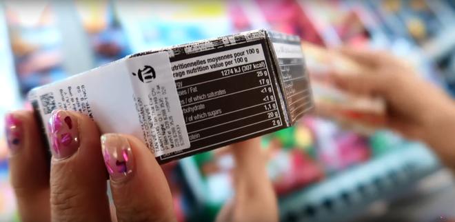 Eat Clean khi đi siêu thị như thế nào cùng Hana Giang Anh - ảnh 7