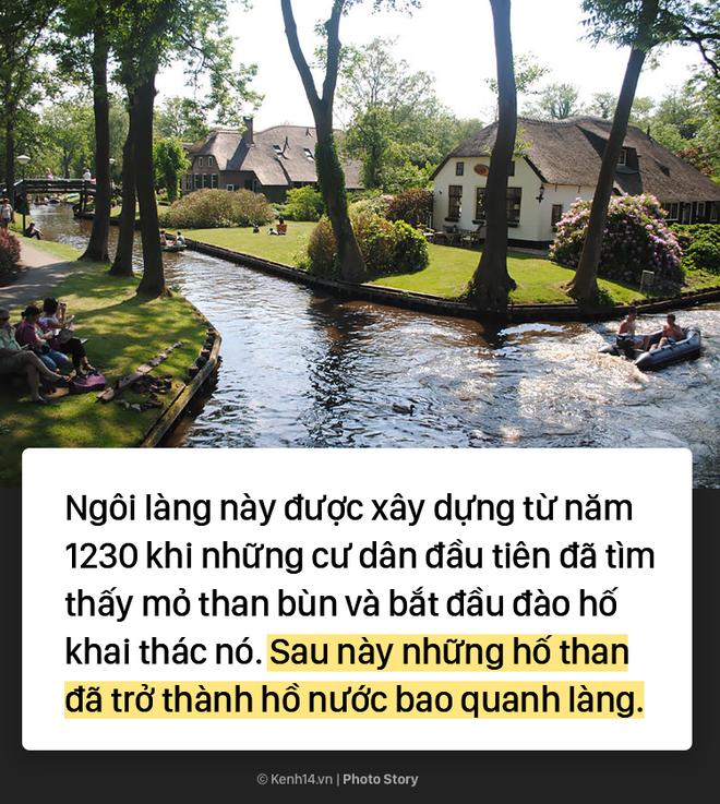 Ngôi làng chẳng có đường ô tô xe máy chỉ được di chuyển bằng thuyền - Ảnh 7.