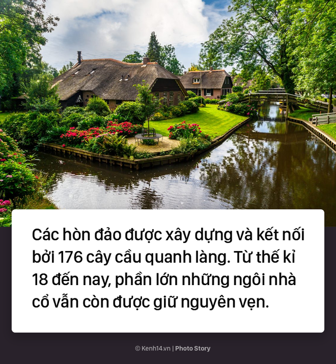 Ngôi làng chẳng có đường ô tô xe máy chỉ được di chuyển bằng thuyền - Ảnh 9.