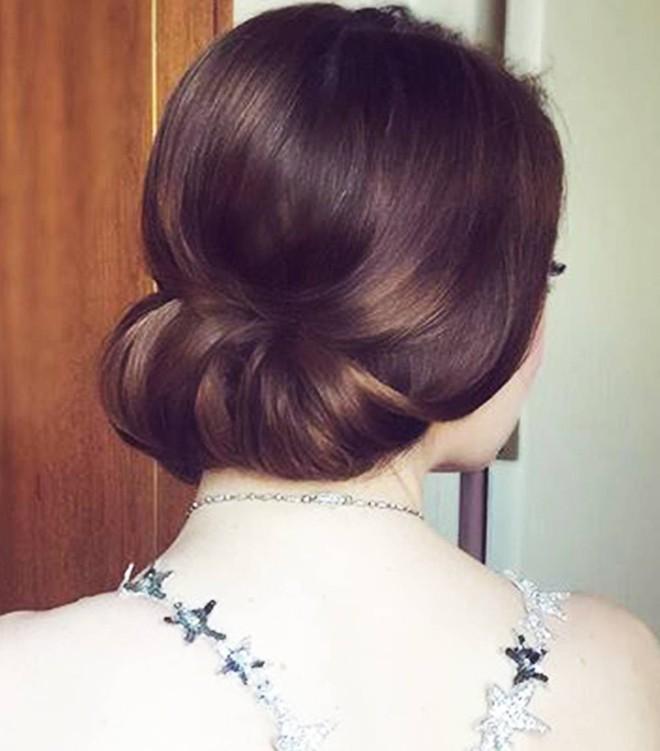Có tới 13 kiểu tóc búi duyên dáng dành cho nàng tóc mỏng làm điệu mỗi ngày - Ảnh 7.