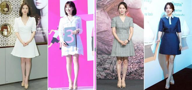 Giàu nứt đố đổ vách nhưng Phạm Băng Băng, Angela Baby, Song Hye Kyo rất hay mặc lại đồ cũ - Ảnh 15.