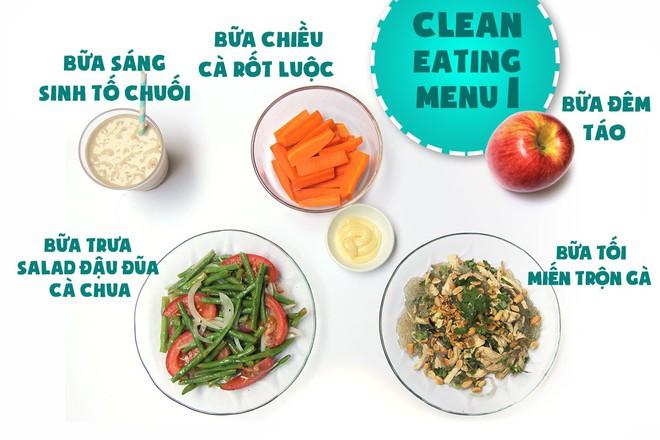 Gợi ý thực đơn 7 ngày đầu Eat Clean với nhiều món ăn quen thuộc của người Việt Nam - Ảnh 4.