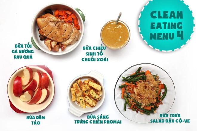 Gợi ý thực đơn 7 ngày đầu Eat Clean với nhiều món ăn quen thuộc của người Việt Nam - Ảnh 7.