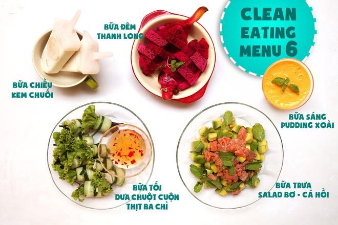 Gợi ý thực đơn 7 ngày đầu Eat Clean với nhiều món ăn quen thuộc của người Việt Nam - Ảnh 9.