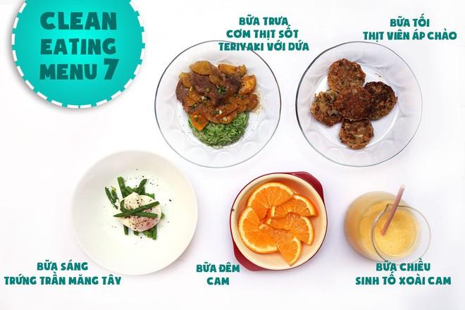 Gợi ý thực đơn 7 ngày đầu Eat Clean với nhiều món ăn quen thuộc của người Việt Nam - Ảnh 10.
