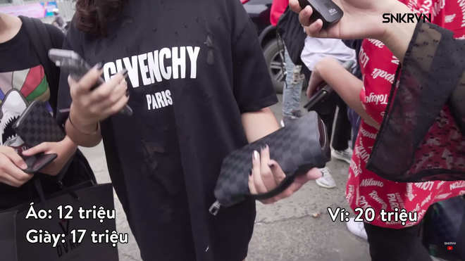 Sneaker Fest 2018: Rich Kid Việt bóc set đồ trăm triệu - Ảnh 12.