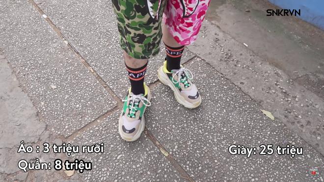 Sneaker Fest 2018: Rich Kid Việt bóc set đồ trăm triệu - Ảnh 15.