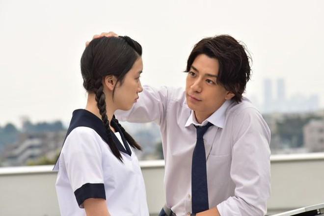 5 live action Nhật chứng minh nam phụ hoàn toàn có thể át hào quang của nam chính - ảnh 8