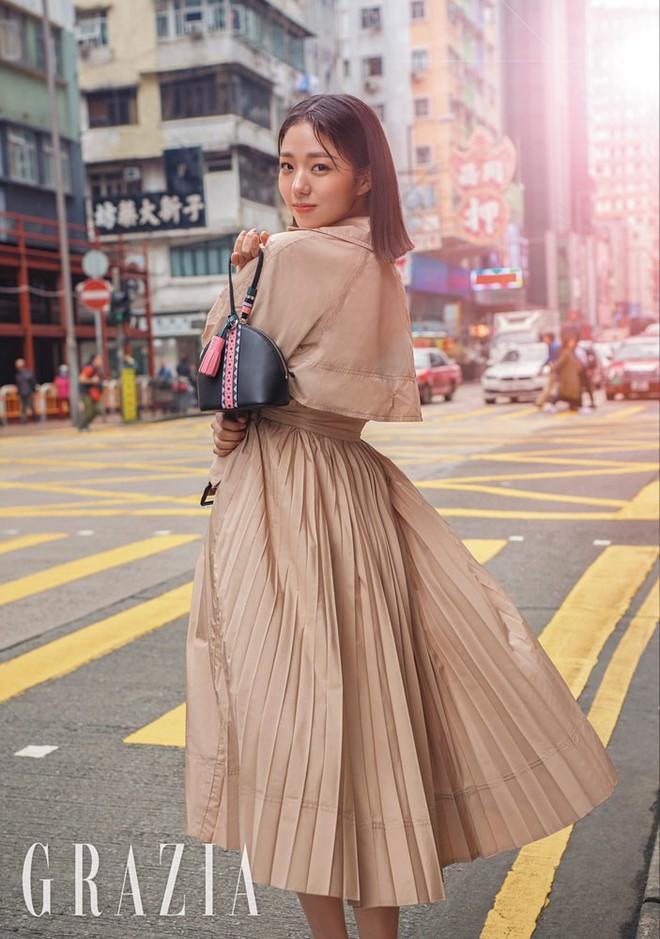 5 mỹ nhân mới nổi của màn ảnh Hàn có nhan sắc được ví với những Song Hye Kyo, Han Hyo Joo - ảnh 3