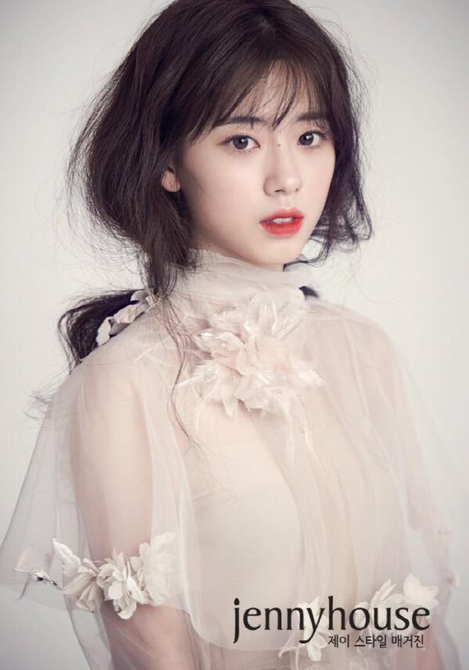 5 mỹ nhân mới nổi của màn ảnh Hàn có nhan sắc được ví với những Song Hye Kyo, Han Hyo Joo - ảnh 5