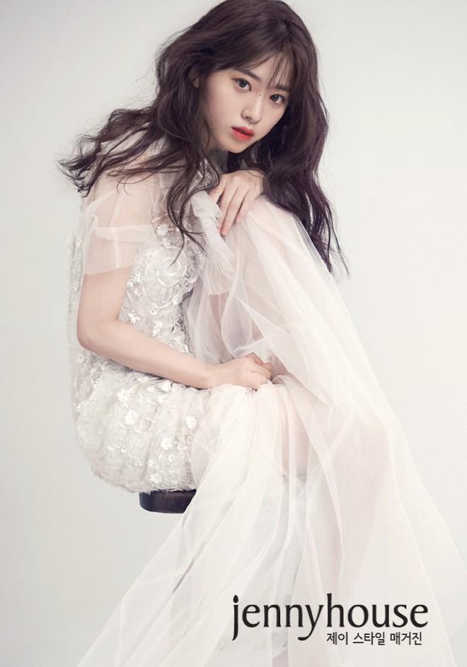 5 mỹ nhân mới nổi của màn ảnh Hàn có nhan sắc được ví với những Song Hye Kyo, Han Hyo Joo - ảnh 7