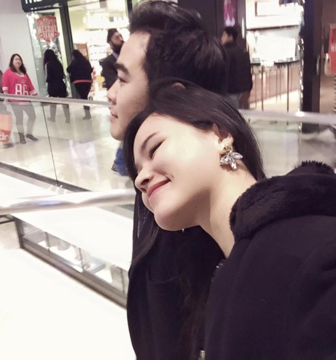 Á quân Next Top Tuyết Lan và hôn phu cười hạnh phúc trong hậu trường chụp ảnh cưới - ảnh 3