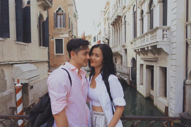 Khoe loạt ảnh lãng mạn tại Ý, Đông Nhi - Ông Cao Thắng khiến fan liên tục réo gọi nên tranh thủ chụp luôn hình cưới! - Ảnh 1.