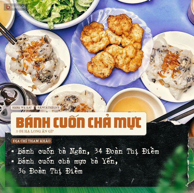 Nhà nhà thi nhau đi Hạ Long, đừng quên những món nhất định phải ăn khi đến đây nhé! - Ảnh 3.